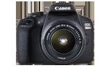 Cámara Canon EOS 2000D (EF-S 18-55mm IS II)