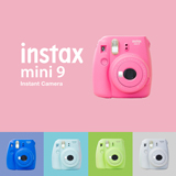 Cámara Instantánea Instax Mini 9