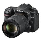 Cámara Nikon D7500+18-140mm VR