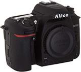 Cámara Nikon D7500 (Solo cuerpo)