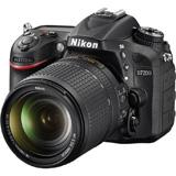 Camara Nikon D7200  (18-140mm)