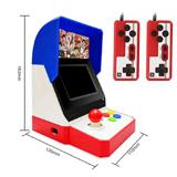 Consola arcade con 2 joysticks (520 juegos)