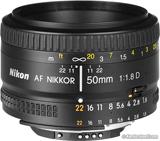 Lente NIKON AF 50mm. f/1.8D