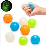 Sticky ball luminiscente